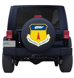 36th Fighter Wing Division Custom Tire Cover