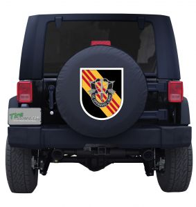 5th Group Special Forces Custom Military Tire Cover