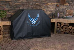 U.S. Air Force Logo Grill Cover