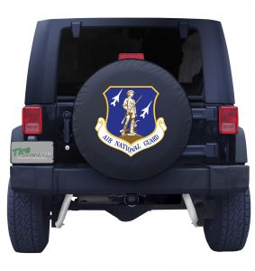 Air National Guard Tire Cover