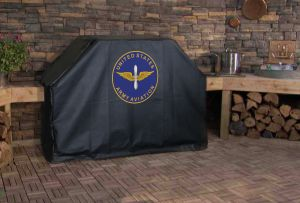 Army Aviation Logo Grill Cover