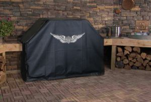Army Aviator Wings Logo Grill Cover