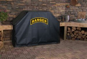 Army Ranger Logo Grill Cover