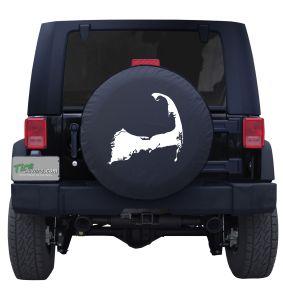 Cape Cod Custom Tire Cover