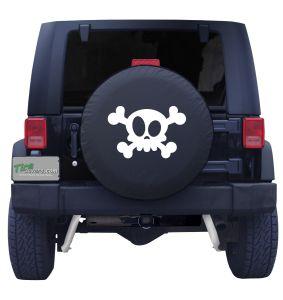 Cartoon Pirate Crossbones