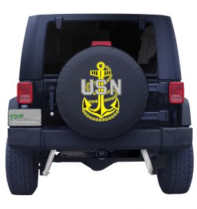 Chief Petty Officer Tire Cover