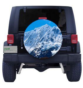 Mountain Pass Tire Cover