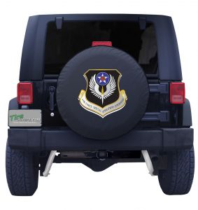 United States Air Force Special Operations Tire Cover Front