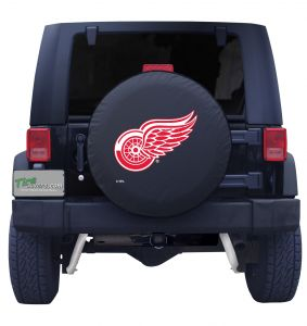 Detroit Red Wings Logo Spare Tire Cover