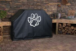 The Dog Paw BBQ Grill Cover