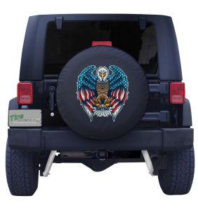 Eagle Claw Spare Tire Cover