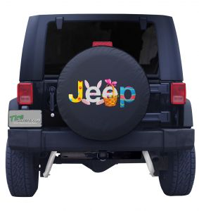 Easter Holiday Tire Covers