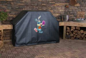 Easter Rabbit BBQ Grill Cover