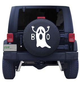Boo Tire Cover