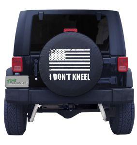 American Flag I Don't Kneel