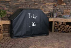 Lake Life Outdoor Grill Cover