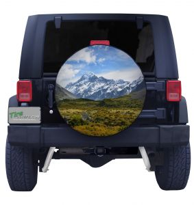 Mount Cook Tire Cover