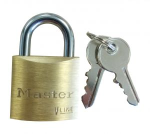 Master Lock Padlock for Tire Cover Security