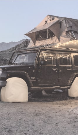 RV Tire Shade Covers