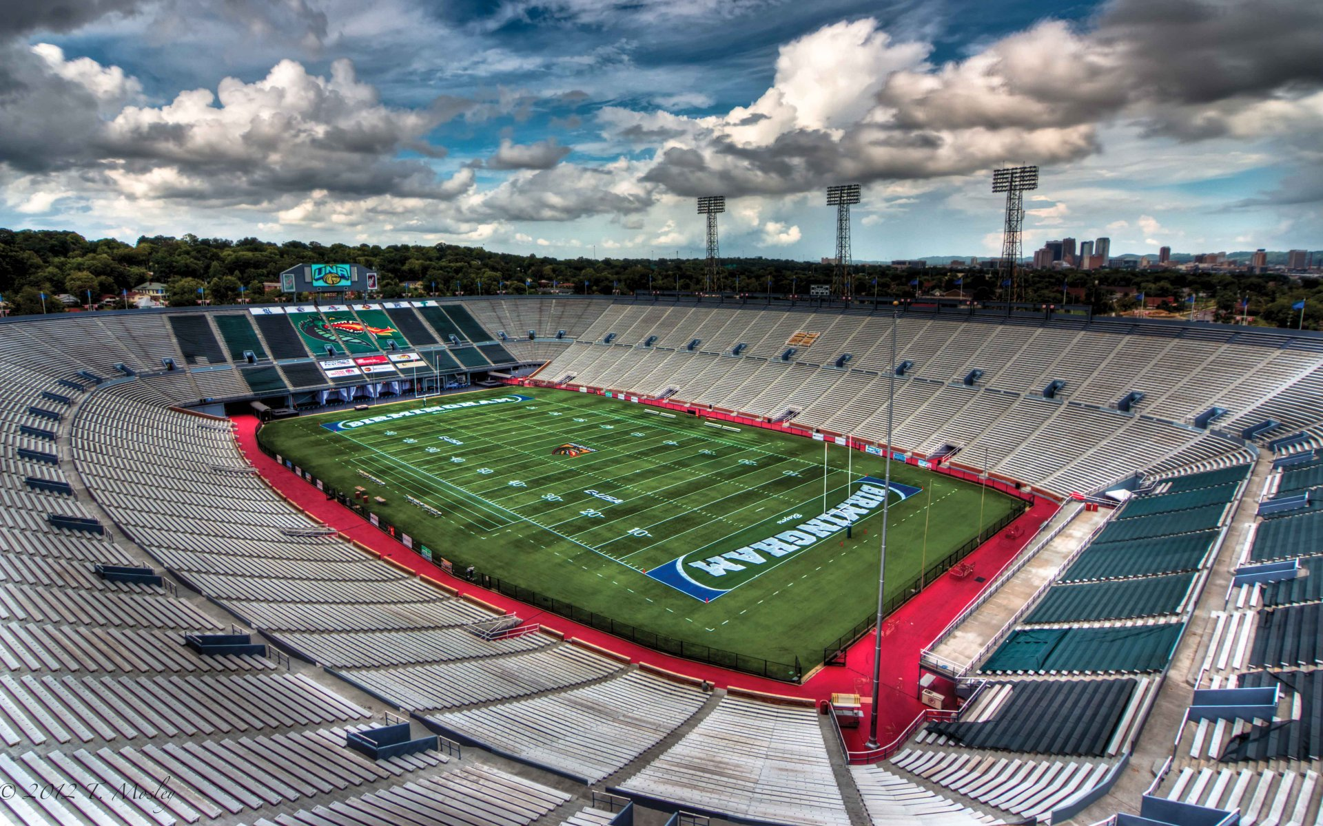 Legion Field Birmingham Alabama