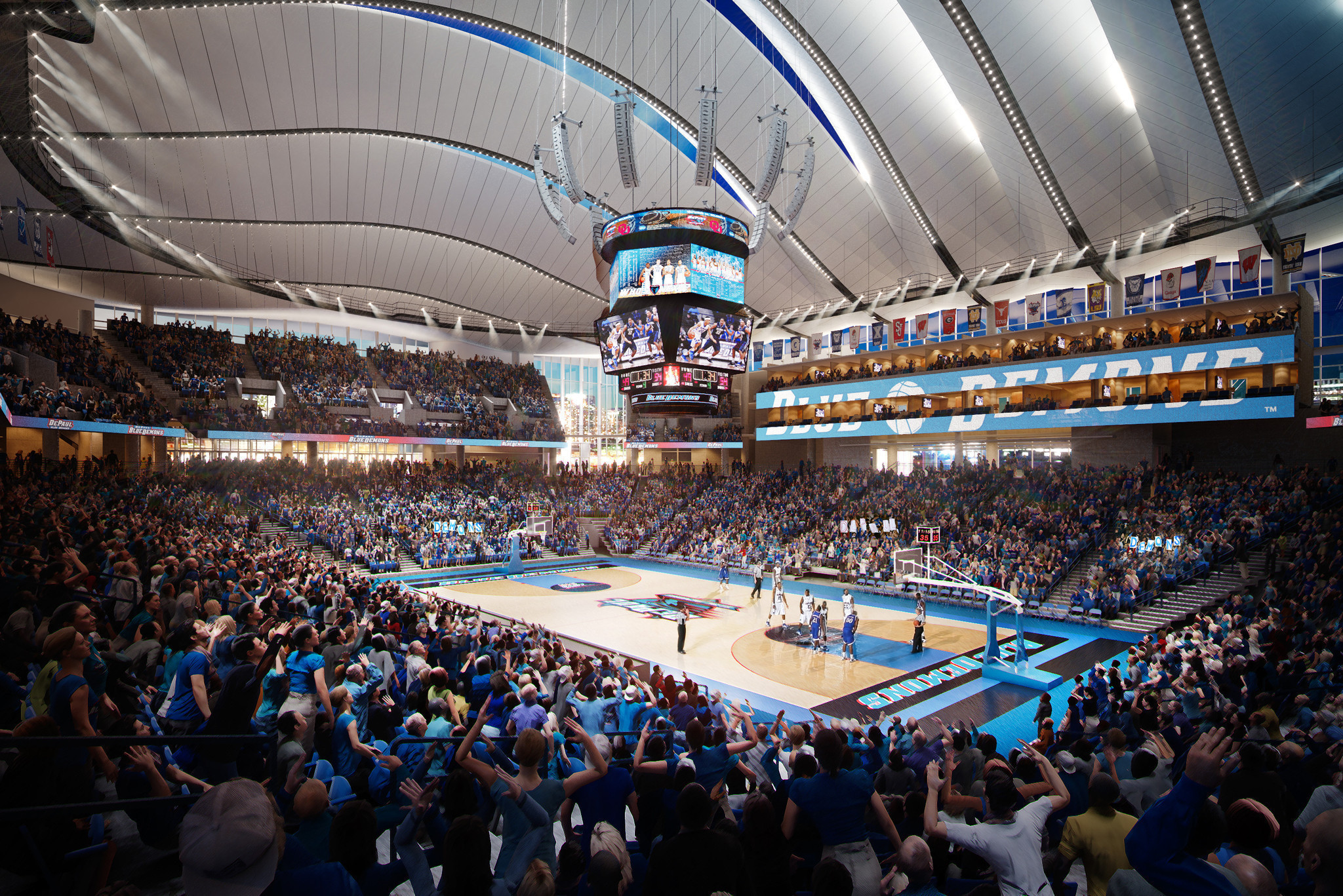 DePaul University Stadium
