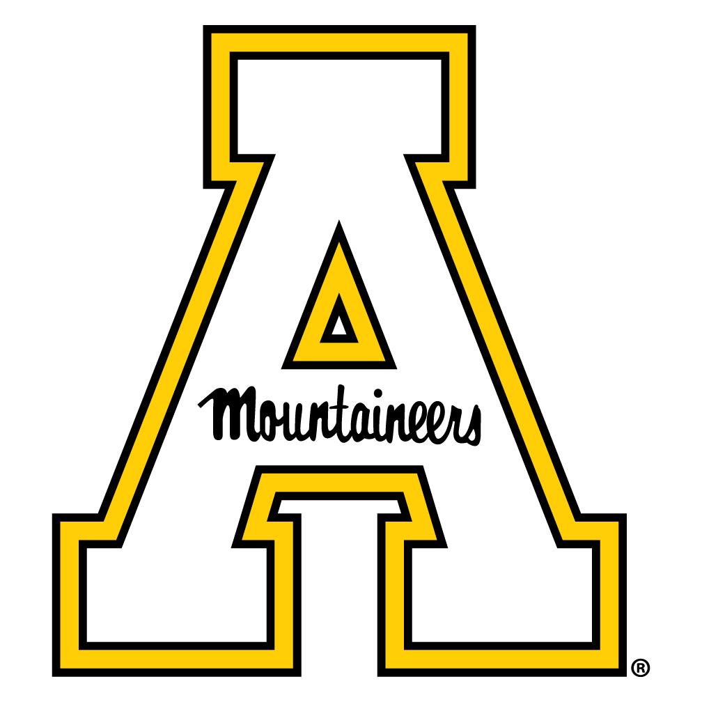 Appalachian State Script A Logo