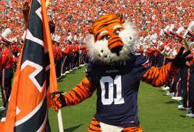 Auburn Univeristy Aubie Tiger Mascot