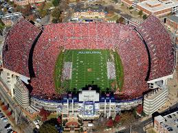 Auburn University Jordan-Hare Stadium