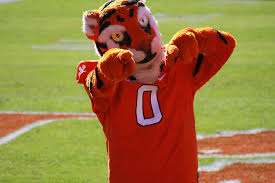 Clemson University Tigers Mascot