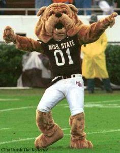 Mississippi State Mascot Bully