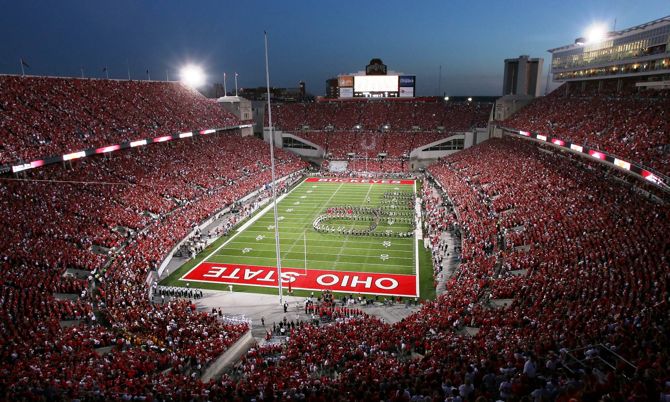 Ohio State University Ohio Stadium