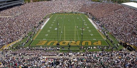 Purdue University Ross-Ade Stadium