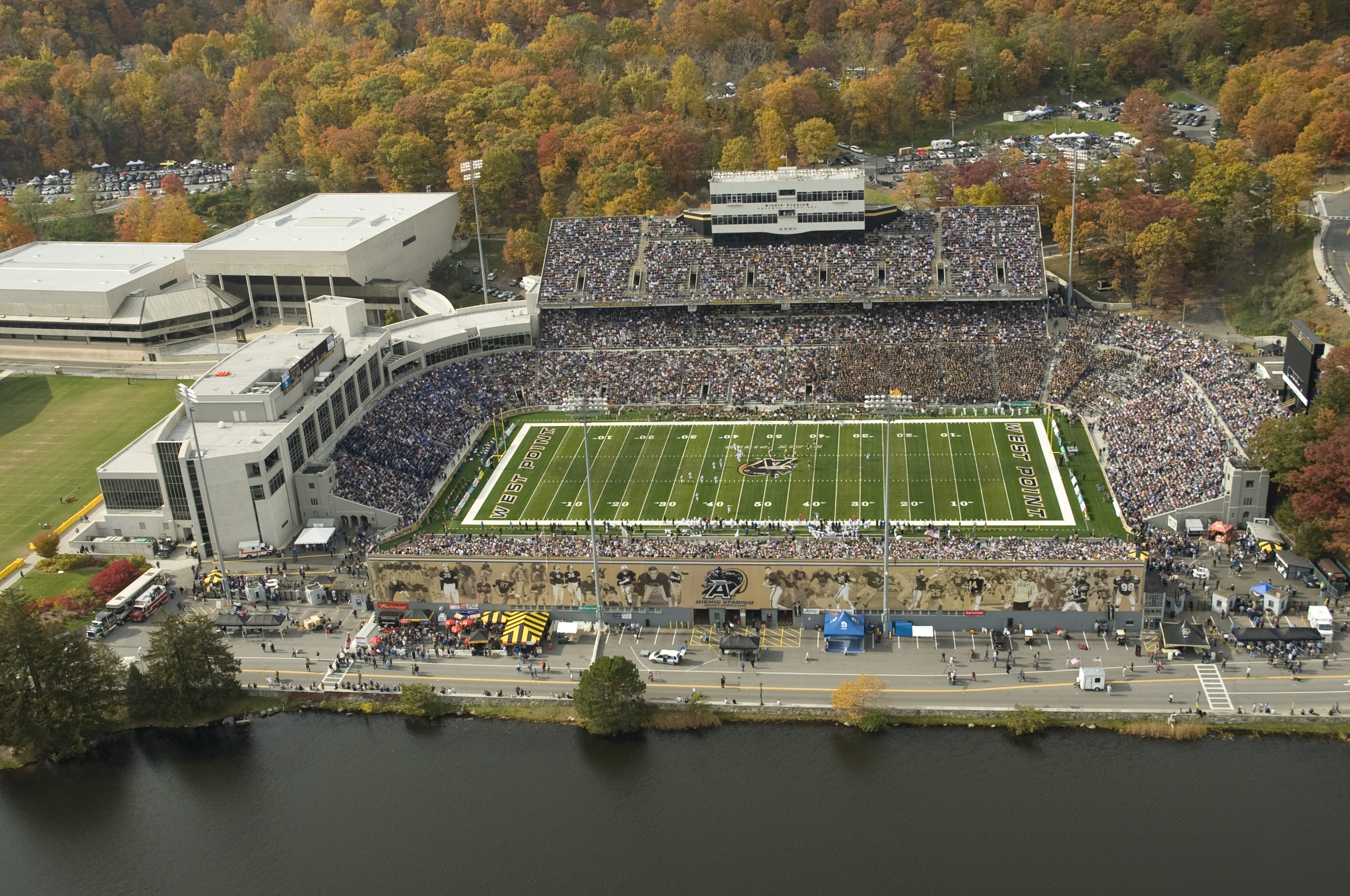 United States Military Academy Michie Stadium