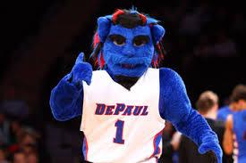 DePaul University Logo Mascot