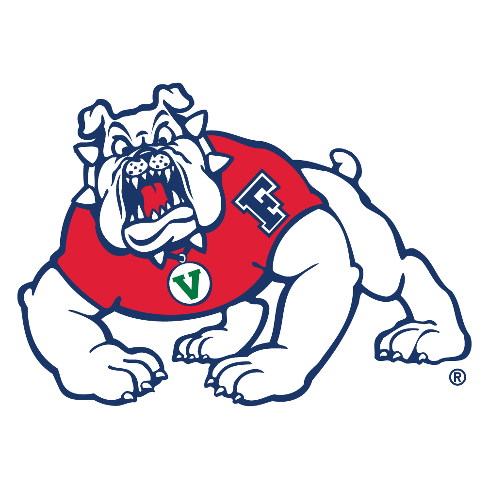 Fresno State University Logo