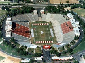 Fresno State Bulldog Stadium