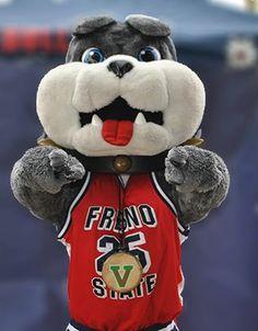 Fresno State University Mascot