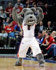 Gonzaga Spike the Bulldog