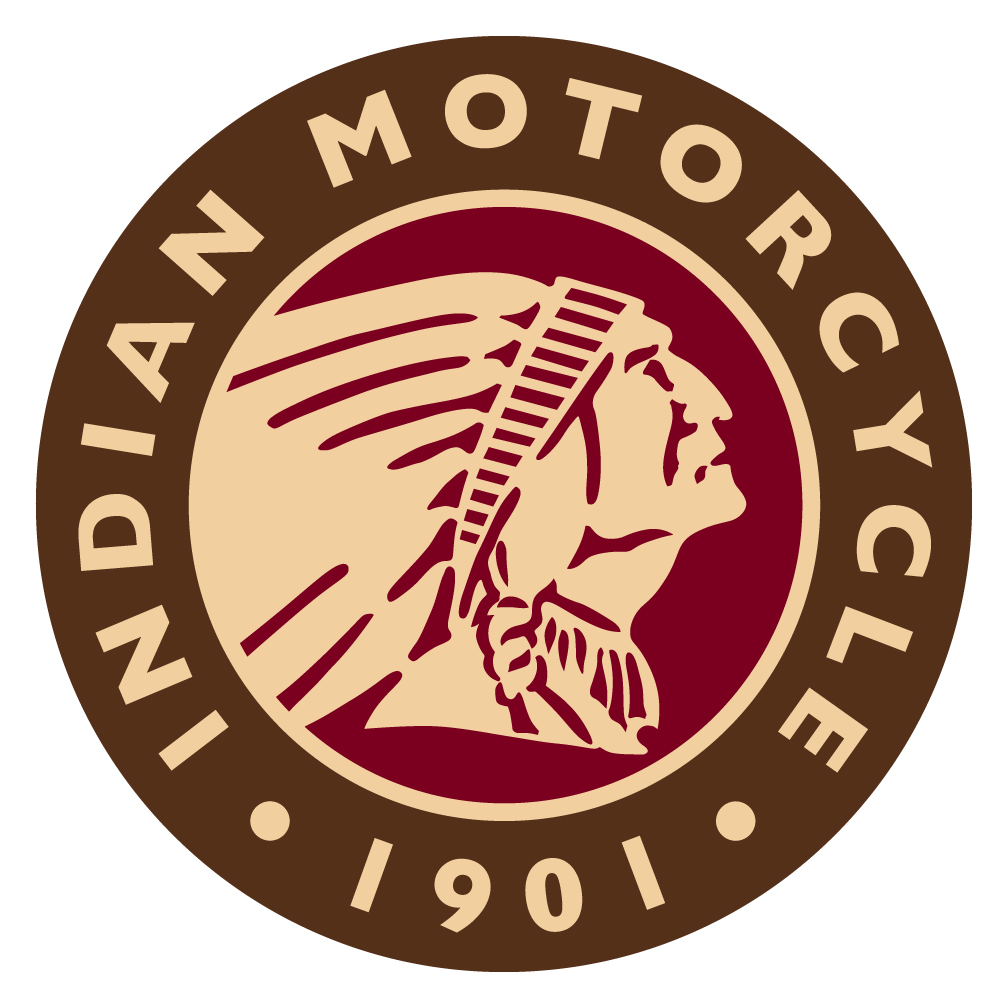 indian motorcycles spare tire cover with logo