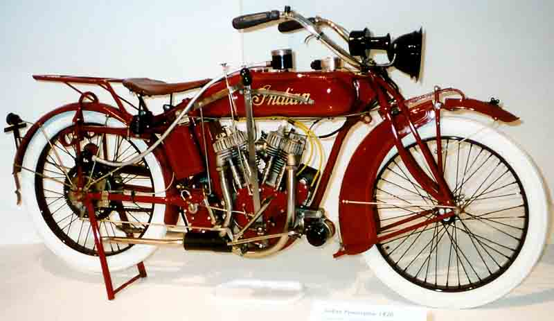 Indian Motorcycle Powerplus