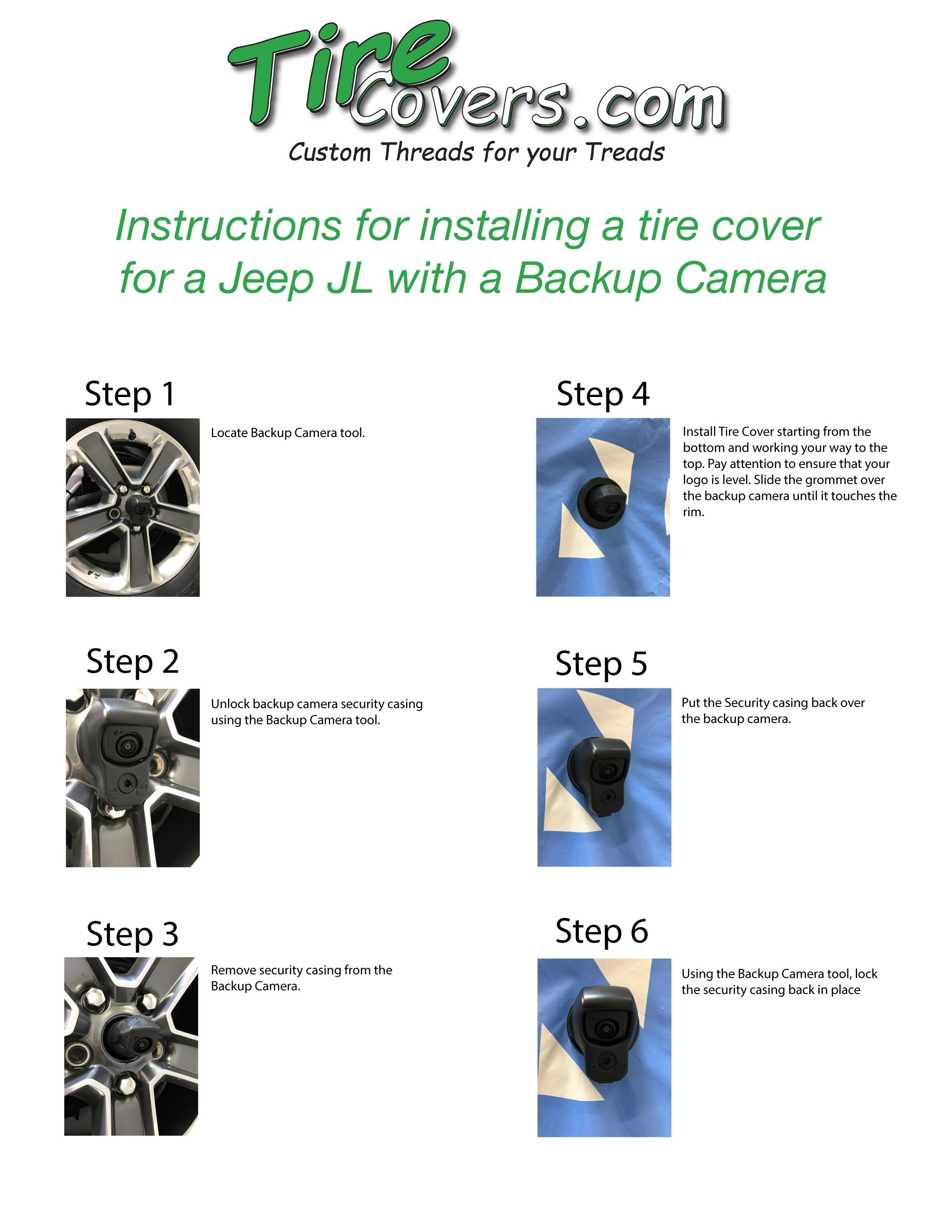 Backup Camera Installation Instructions Wiring Back Up Car System