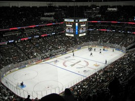 Anaheim Ducks Honda Center Arena