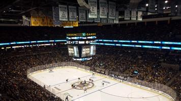 Boston Bruins TD Garden Arena