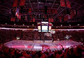 Carolina Hurricanes Arena PNC