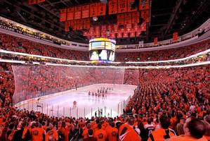 Philadelphia Flyers Wells Fargo Center Arena