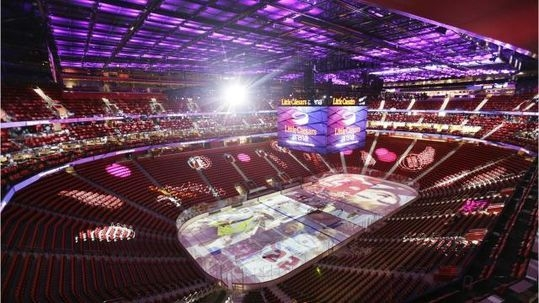 Detroit Red Wings Little Ceasars Arena