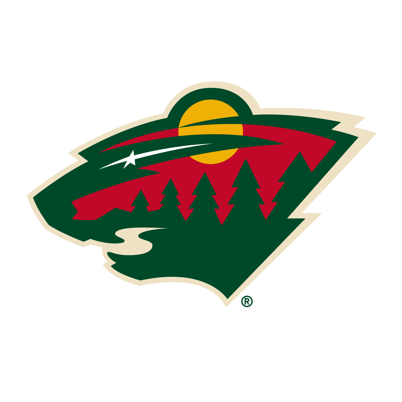 Minnesota wild logo spare tire cover - Minnesota wild logo ...