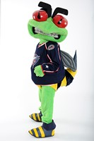 Stinger the Mascot