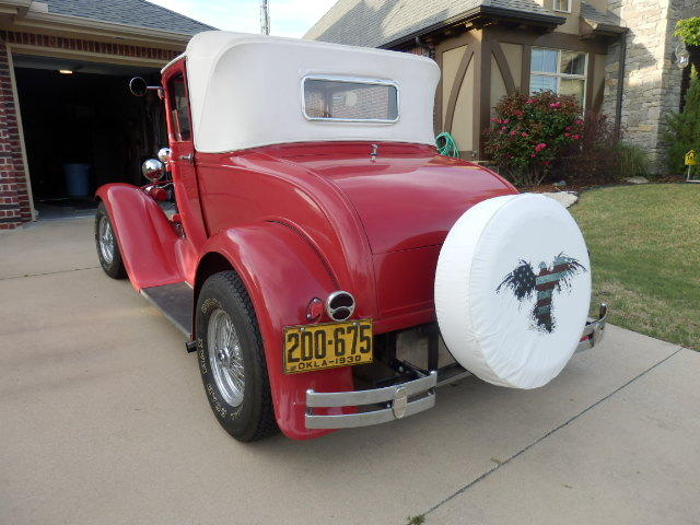 Classic Car Tire Covers