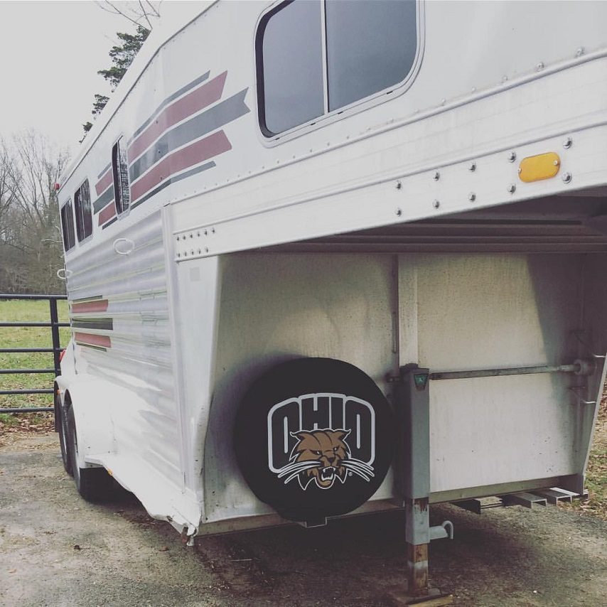 Horse Trailer Tire Covers